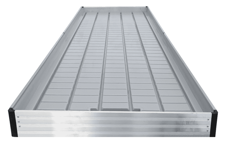 Shuttle Rolling Bench System – Greenhouse Automation Solution